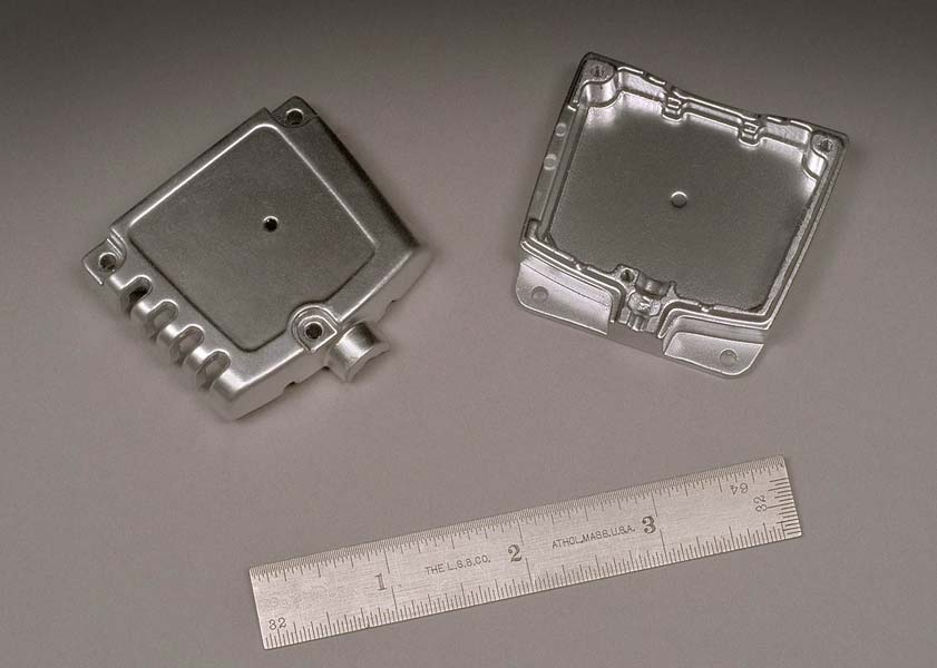 Dace & Dace, Graphite Mold Casting: Zinc / Aluminum alloy
