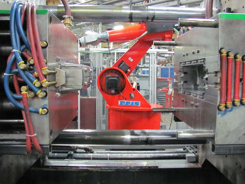 Dace & Dace, Plastic Injection Molding: custom injection